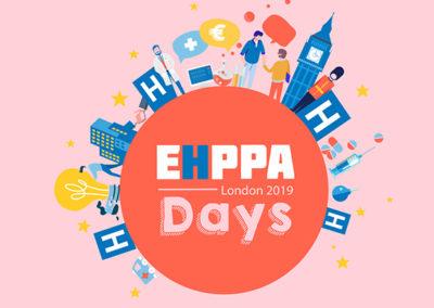 Logo Identité / EHPPA Days