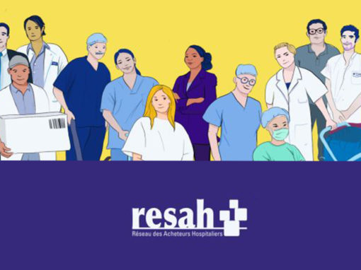 Illustration – Voeux Resah 2021