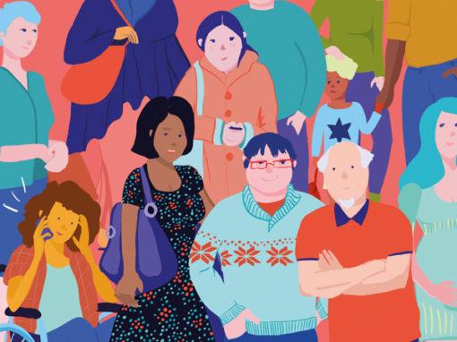 France Asso Santé | illustrations identité événement