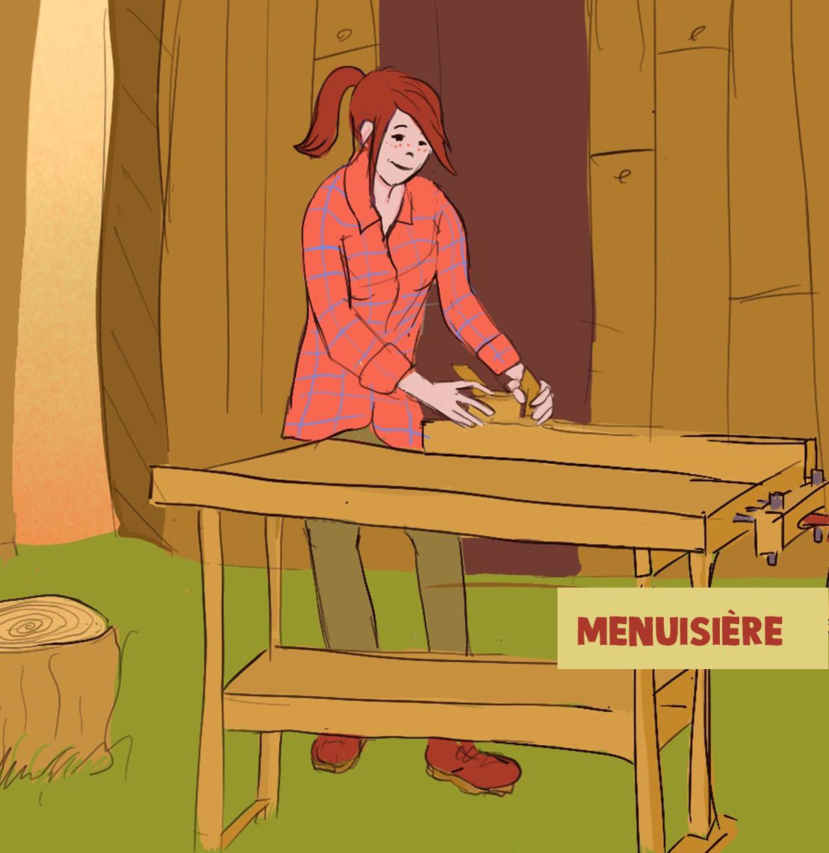 menuisière